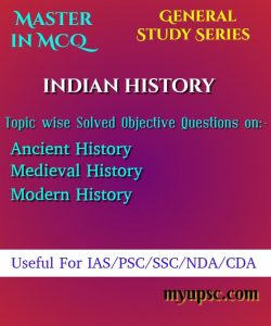 History of India Solved Question Answer