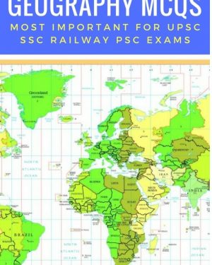 UPSC Prelims Geography MCQs