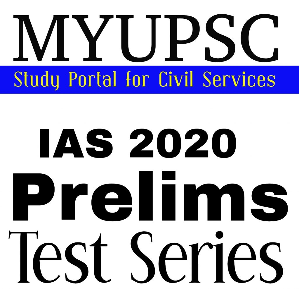 UPSC Prelims Test Series -UPSC Prelims Online Mock Test Series 2020