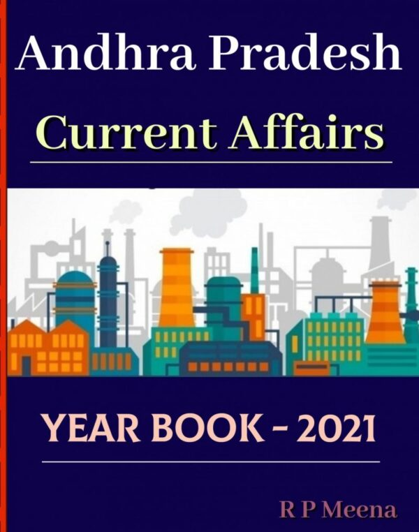 APPSC Andhra Pradesh Current Affairs Yearbook 2021