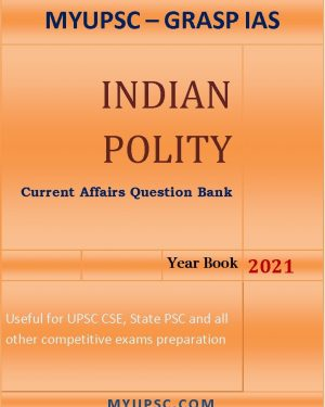 (MCQs) Indian Polity Current Affairs Year Book 2021