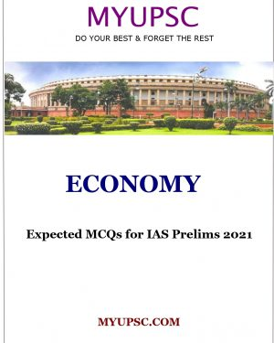Objective Indian Economy: 500+ MCQs for Civil Services Examination 2021